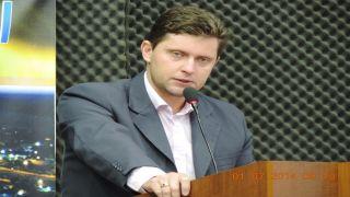 Vereador Leandro Martins cria leis que incentivam o esporte