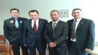 Vereadores vão à Brasília em busca de demandas do Município