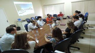 Secretaria de Cultura apresenta projeto para Centro de Eventos