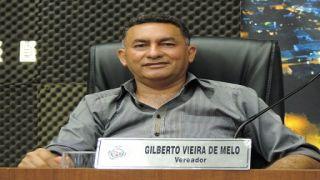 Vereador Gilberto Vieira requer envio de ofício ao presidente da Oi Telecomunicações